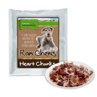 NM - Chicken Hearts - 1KG